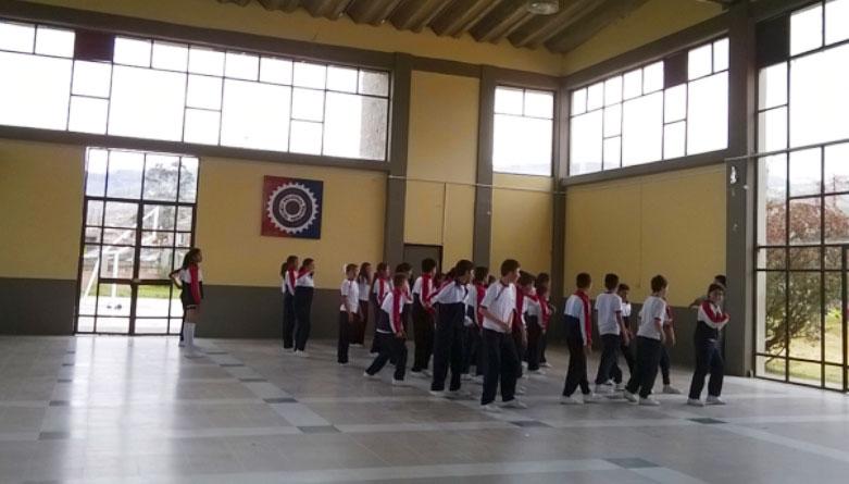 Instituto Técnico Industrial – Tocancipá
