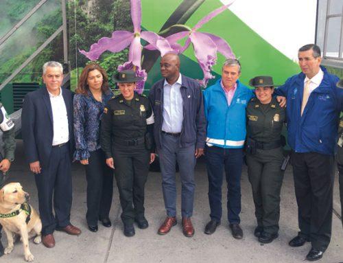 CAR Cundinamarca hace un llamado para la protección de fauna en temporada de fin de año