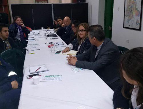 Realizamos con éxito nuestra primera reunión de Seguridad y Salud en el trabajo