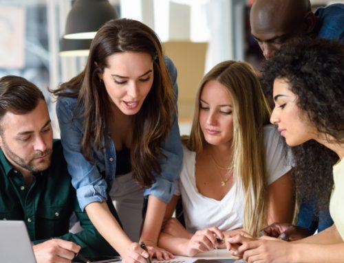 ¡Emprendedor conéctate con otras personas que le generarán valor a tu emprendimiento!