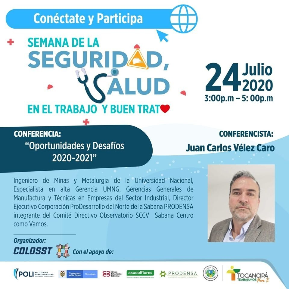 Conferencia SST