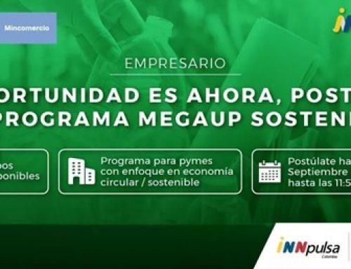 Prodensa es reconocida por INNPULSA por su Modelo de Economía Circular